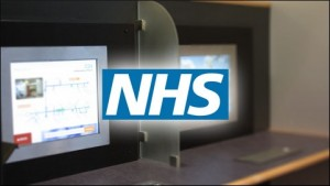 NHS Touch Screen Kiosk