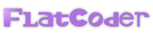 FlatCoder Ltd, Freelance software developer UK.